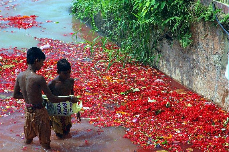 dakineshwar river