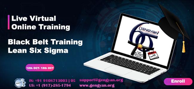 Accredited Six Sigma Black Belt Certification Online