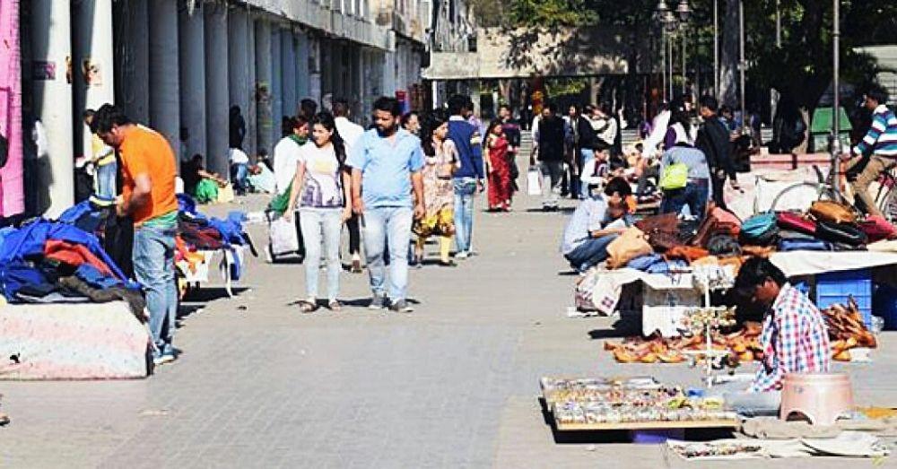 street vendors chandigarh