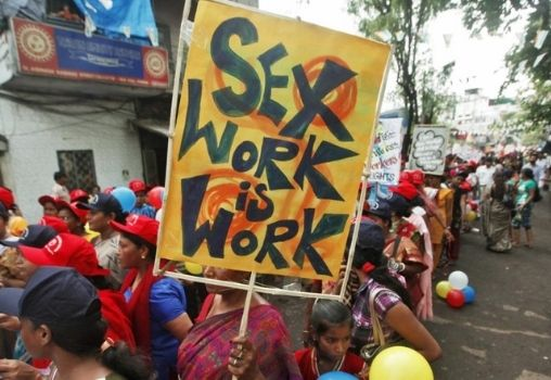 india sex work is work