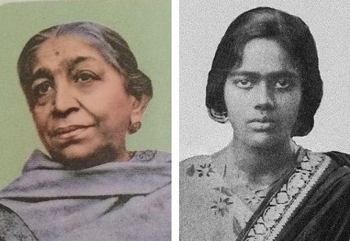 Sarojini Naidu and Pritilata Waddeder
