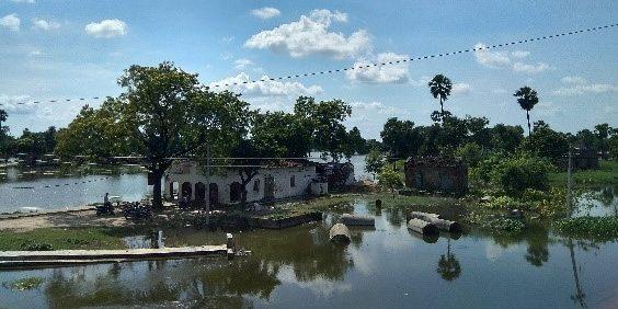 Post Office of Saran, Bihar