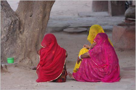 Women of Madaar