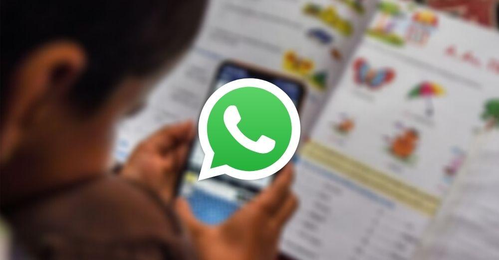 whatsapp online classes