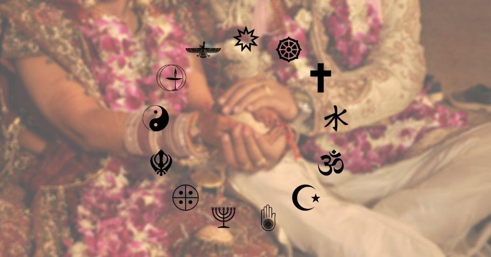 interfaith india marriage
