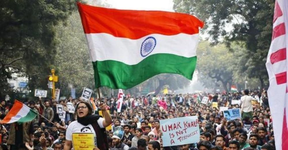 Sedition Law, India, JNU, CAA   Youth Ki Awaaz