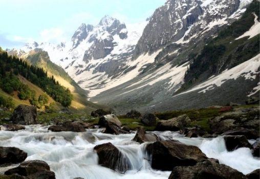j&k glacier