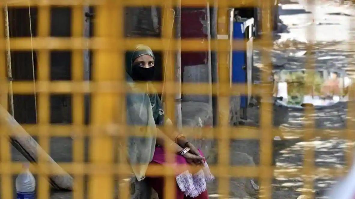 lockdown women