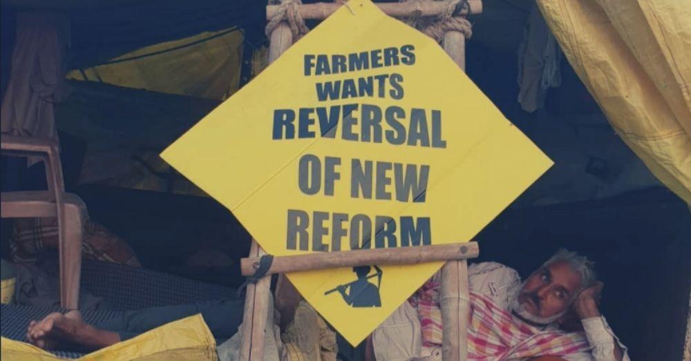 farmer protest india 2020