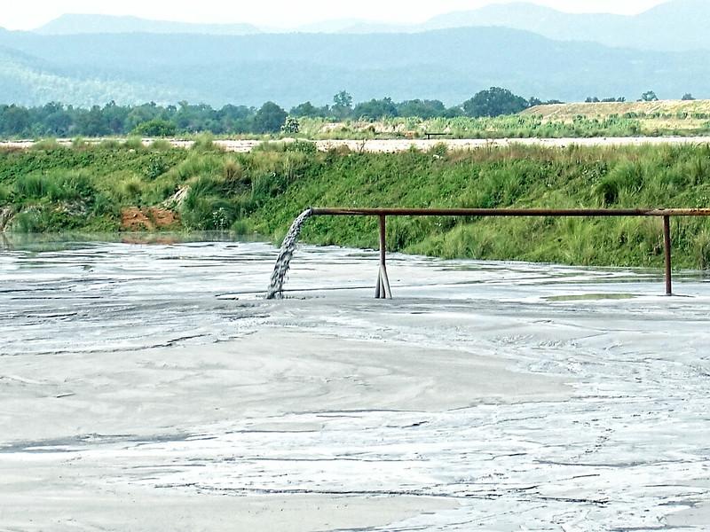 industrial water waste