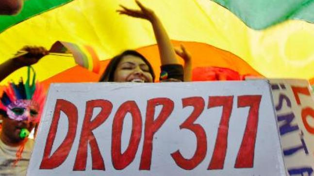 Article 377 Protest
