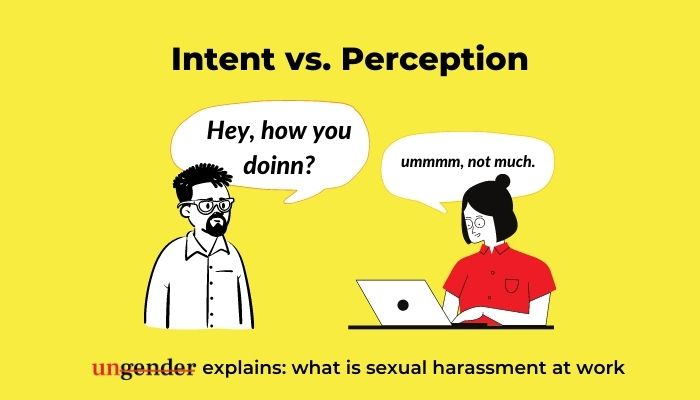 Understanding Sexual Harassment At Work