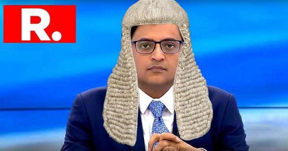 arnab judge