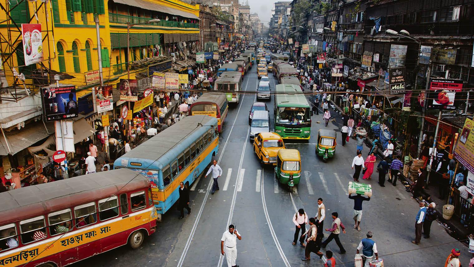 India cities