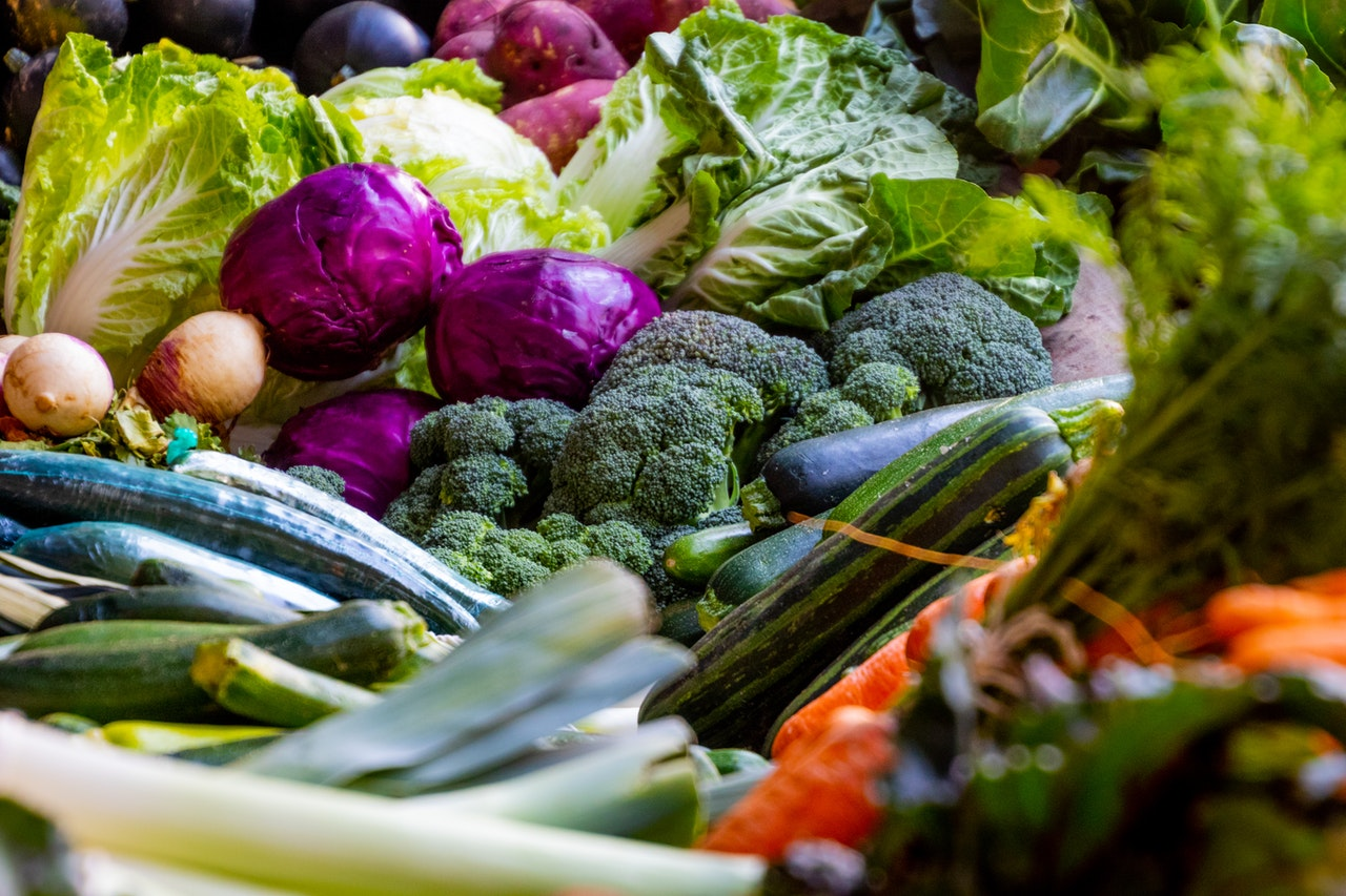 Healthy Foods to help cease cold sores forever