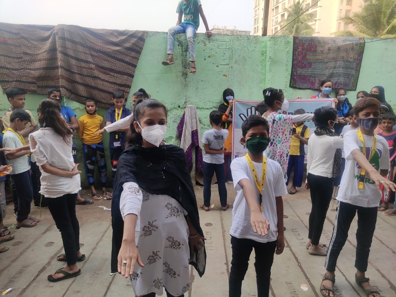 Street play by children and youth