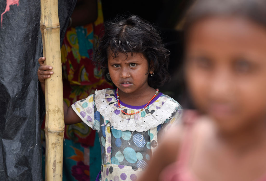 Heavy Monsoon Rain Lashes Parts Of Assam