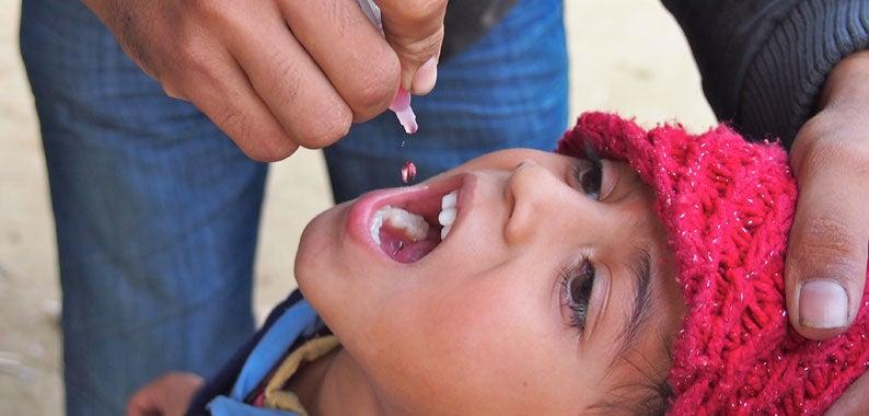 Polio Drive