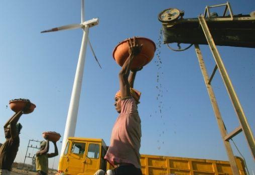 worker labourer india
