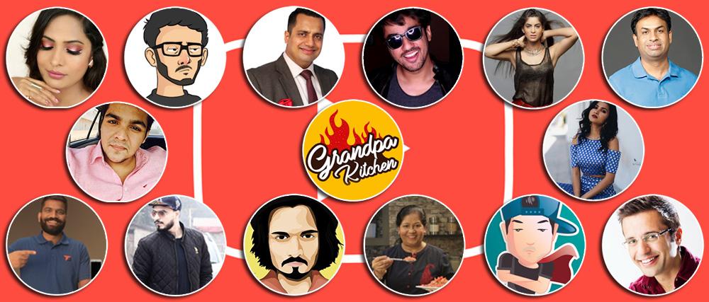 popular youtubers india