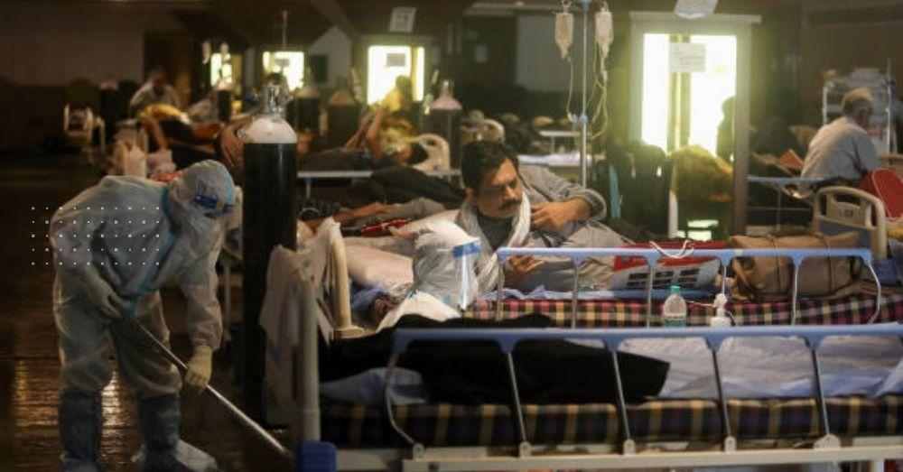 अस्पताल में ऑक्सीजन की कमी
