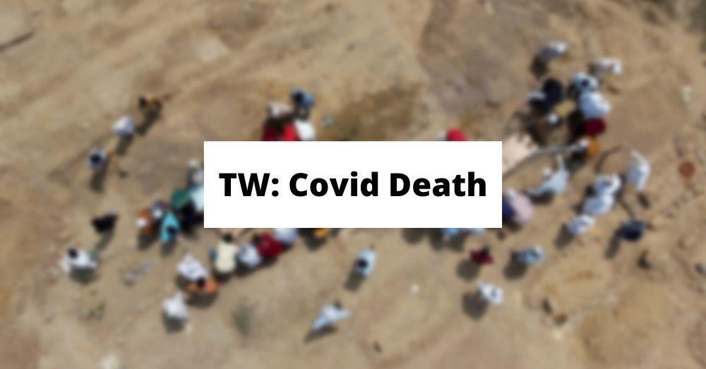 covid deaths burial