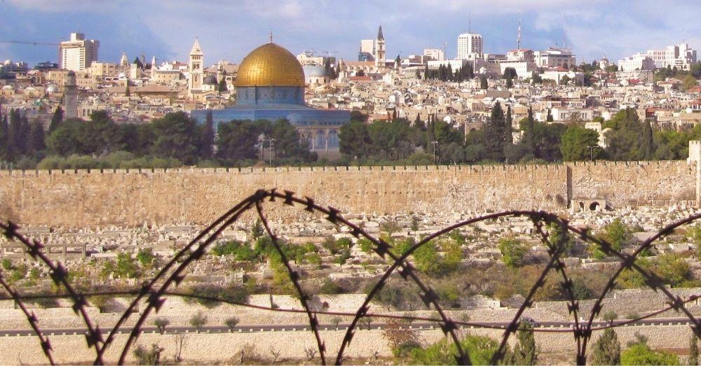 Jerusalem Dome of Rock
