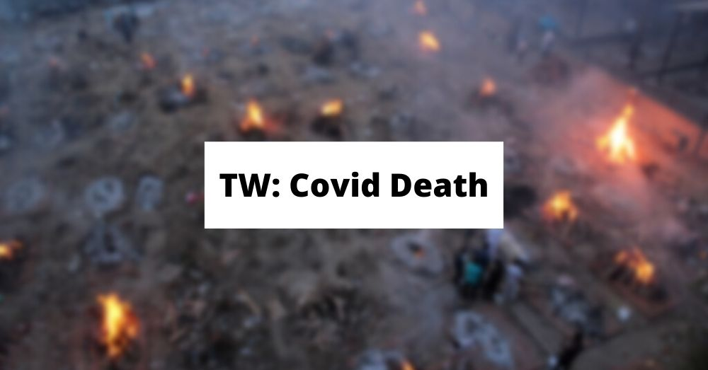 Crematorium Covid Deaths