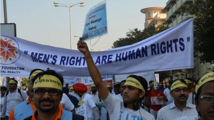 men's rights activist