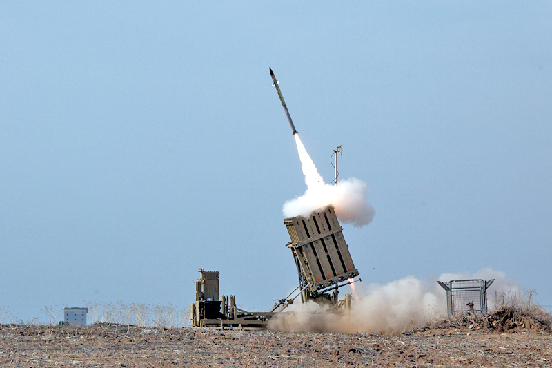 Israel air defence system