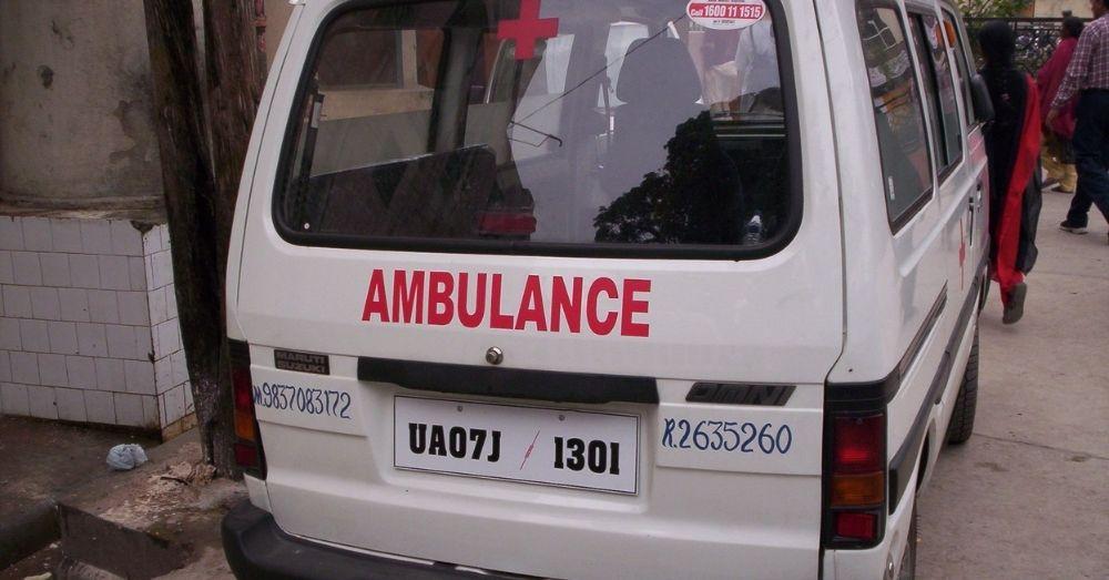 Indian Ambulance