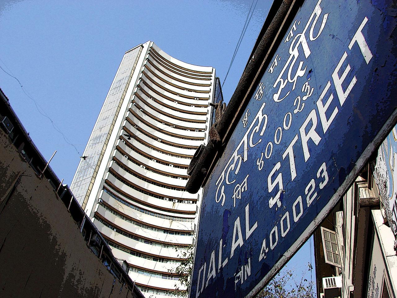 Dalal Street Stock Market