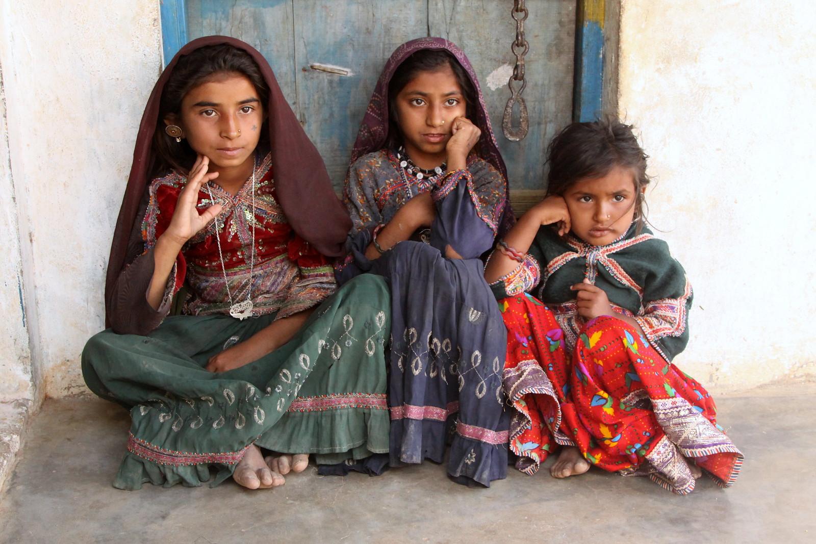 Rabari girls Gujarat