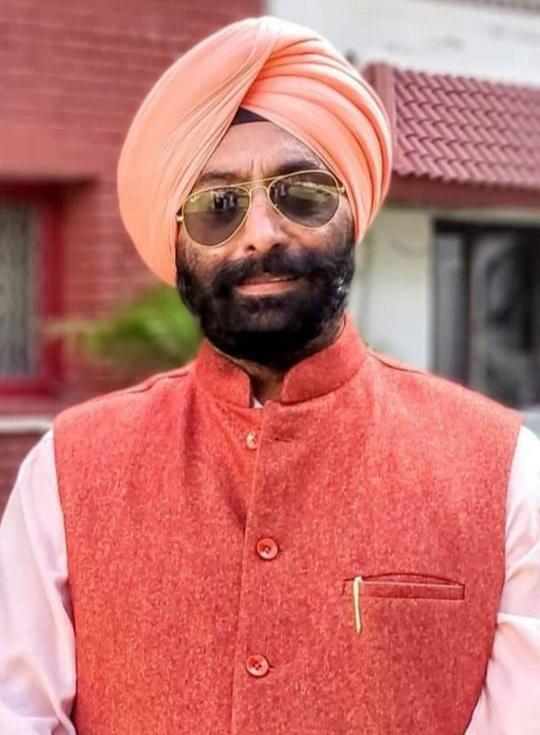 Dr. Jagbir, Zoologist