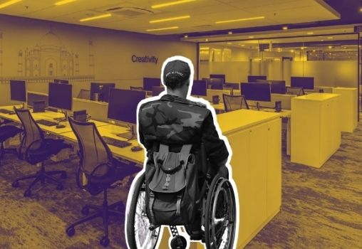 work person disability