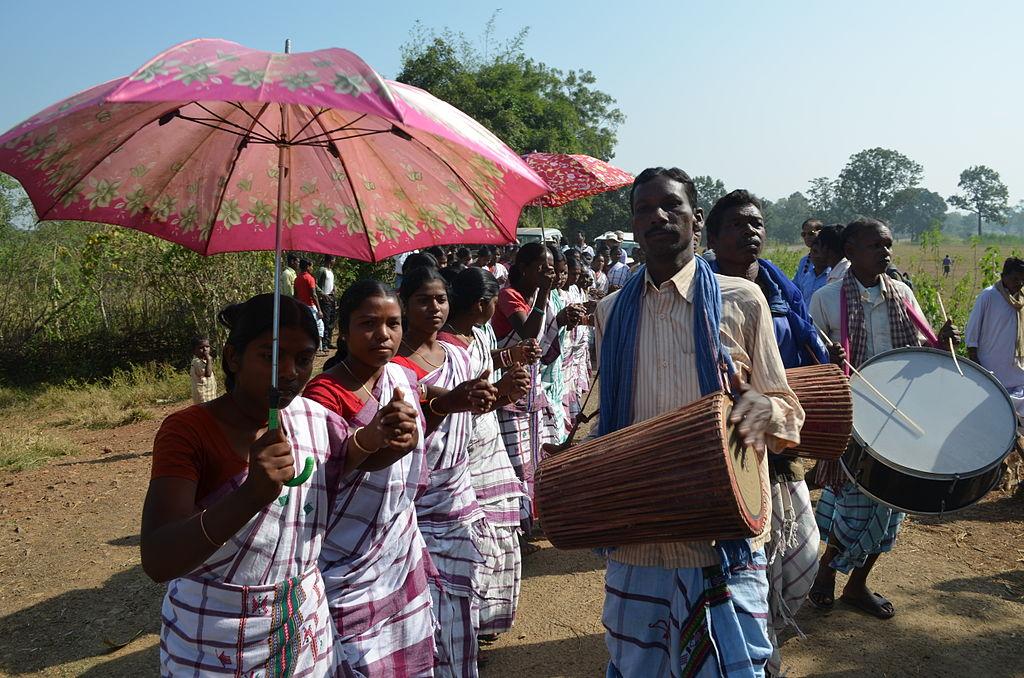Santal Tribe Odisha