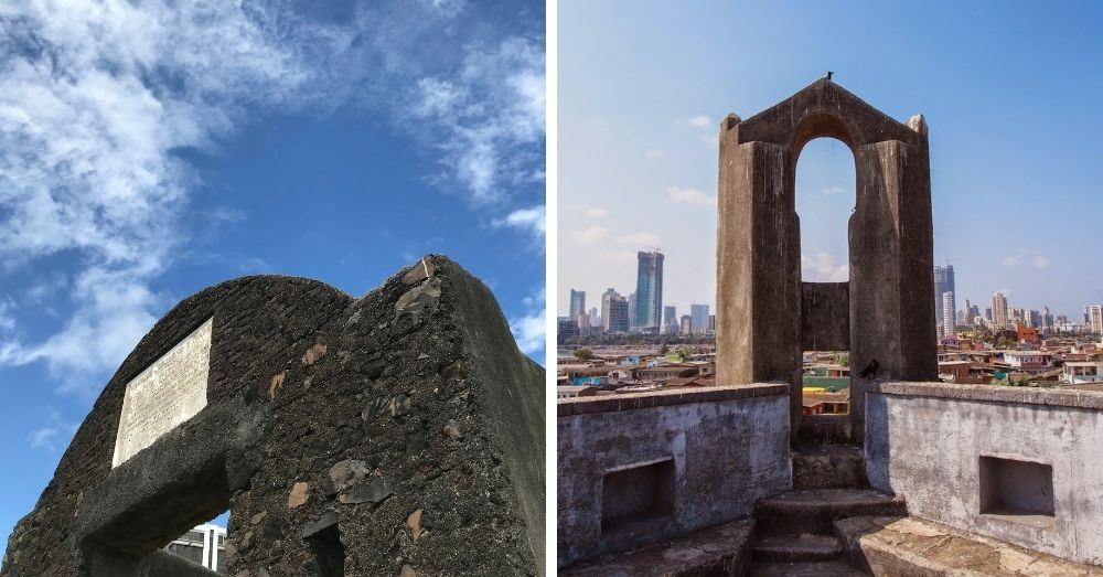 Bandra Worli Fort