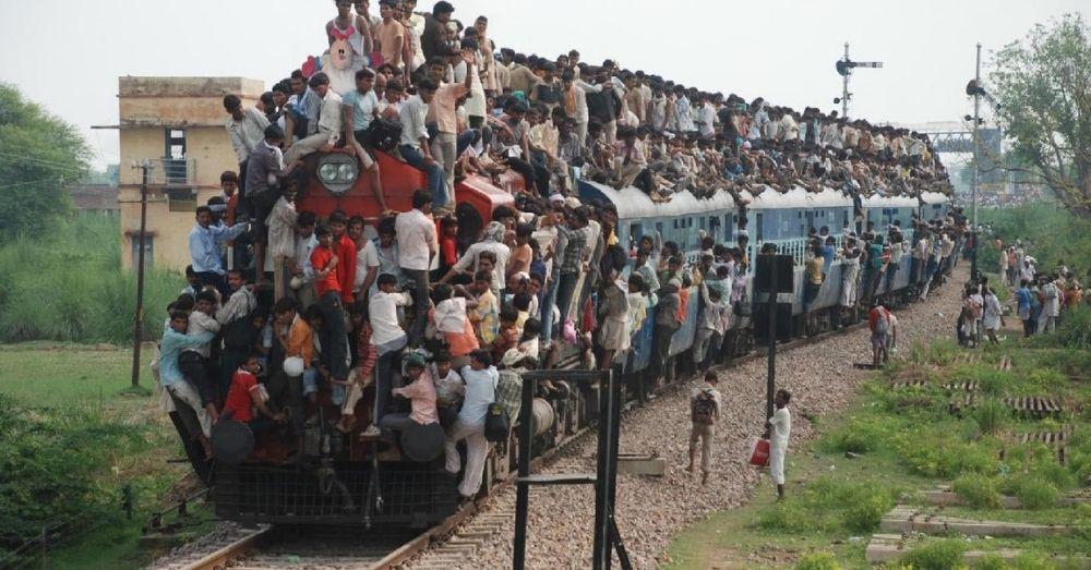 भारतीय-रेल का सफर