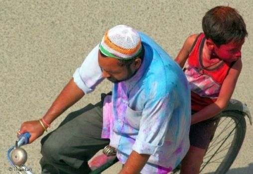 Muslim Holi