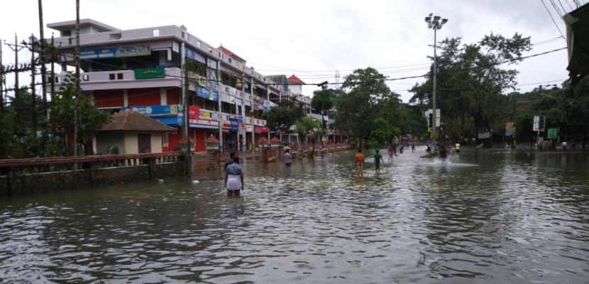 Kerala floods 2018