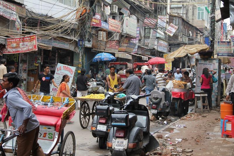 delhi street vendor