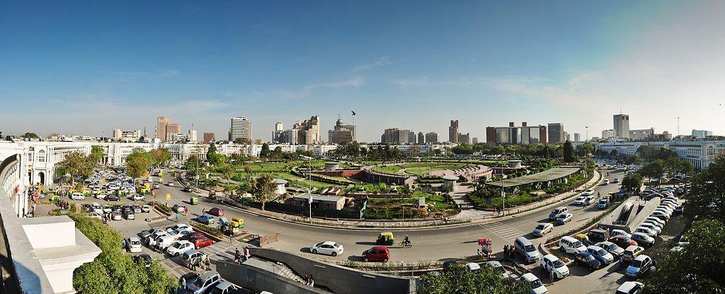 Rajiv Chowk, Delhi