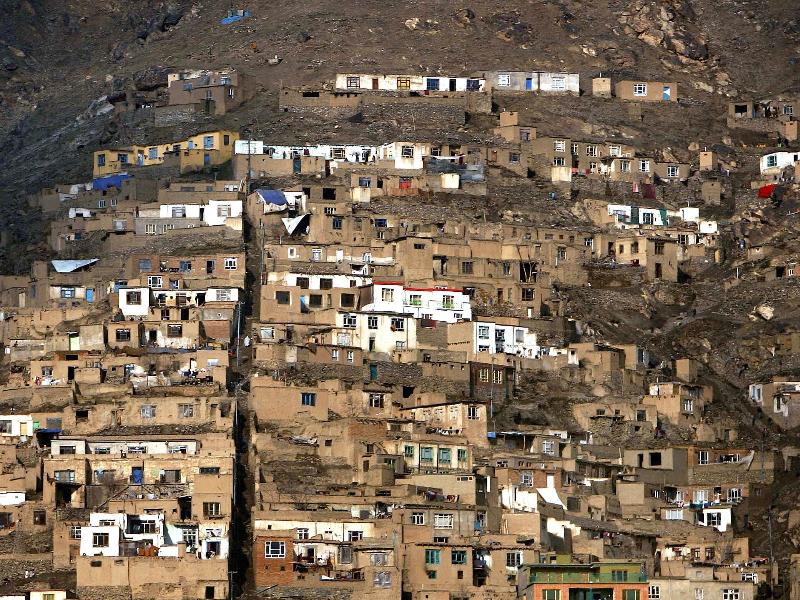 Homes in Afghanistan