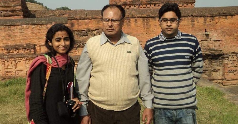 पटना कॉलेज हिंदी विभाग के पूर्व विभागाध्यक्ष शरदेंदु कुमार